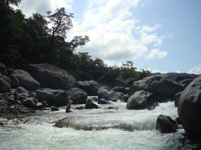 Srong rapids