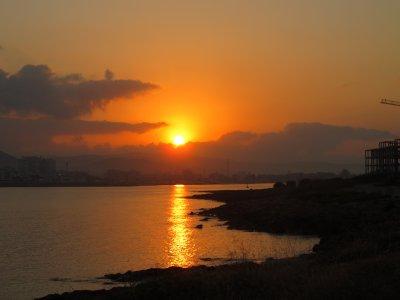 One of many sunrises we enjoyed in Ibiza