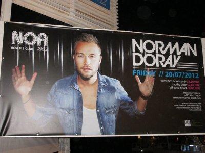Norman Doray
