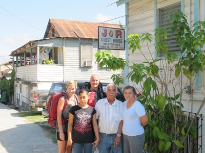 J&R Guesthouse with warm and welcoming hosts