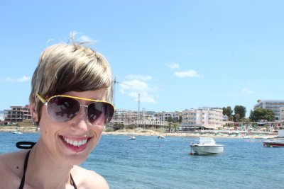 Another beautiful day in Ibiza