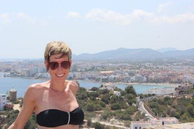 Ana in Evissa