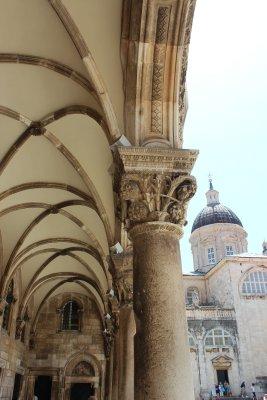 Beautiul Boroque architecture