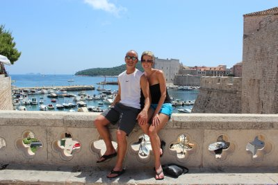 The A-Team in Dubrovnik