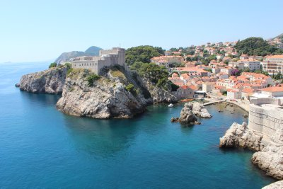 The beautiful waters of the Adriatic