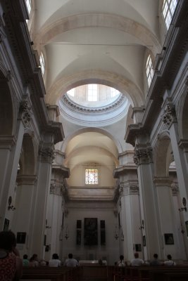 The inner Cathedral