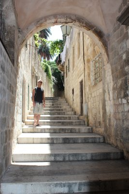 Stairs are everywhere, be ready for a good workout!
