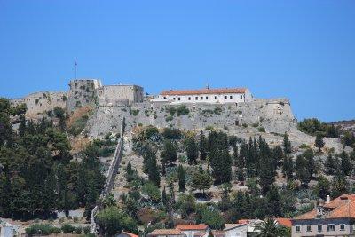 Hvar's old town