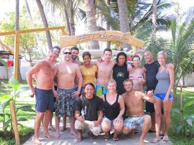 The crew at El Dorado