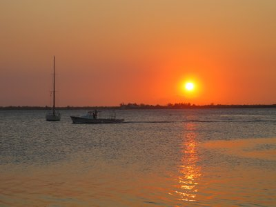 Utila's Sunset