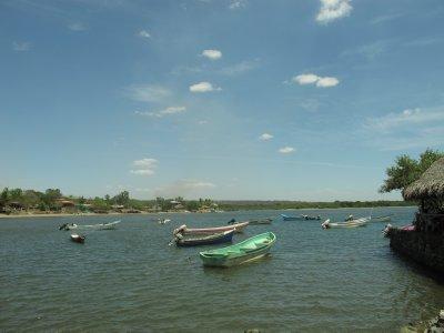 Las Penitas is a little fishing village