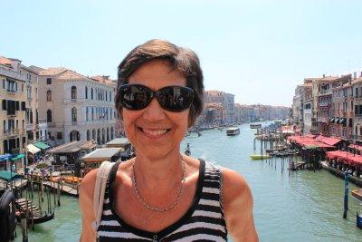 Mama in Venice
