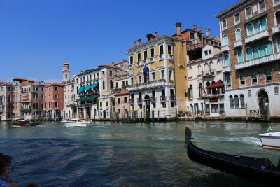 Waterways of Venice