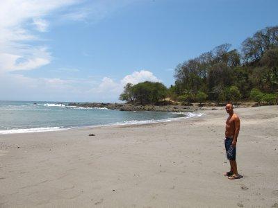 Andrew in Montezuma