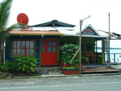 The Iguana Bar