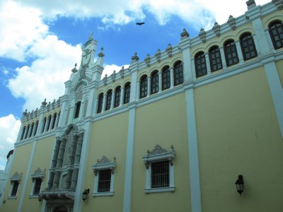 Old buildings in Casco Viejo