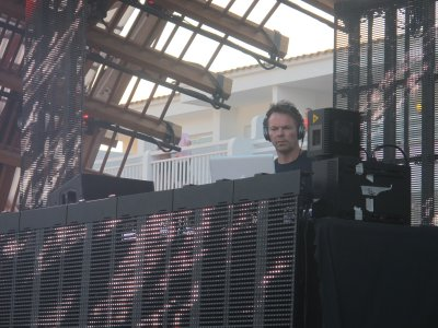 Pete Tong opening at Ushuaia for SHM