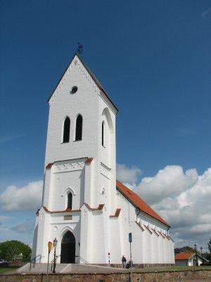 Church in Torekov