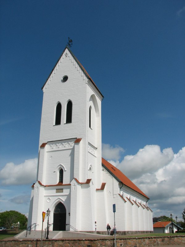Church in Torekov