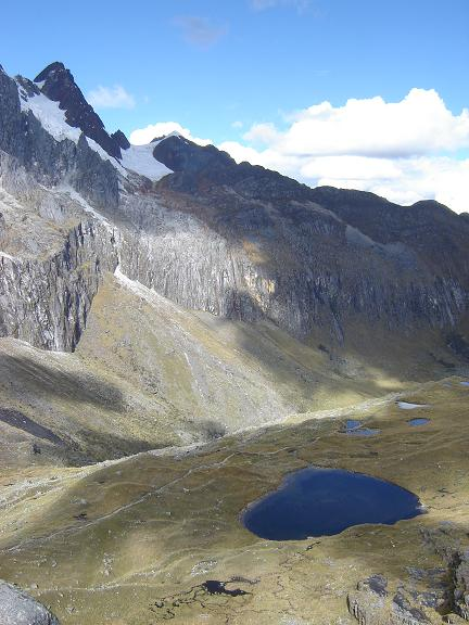 SantaCruz circuit - Cordillera Blanca