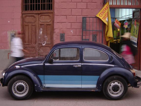 City life - Cajamarca