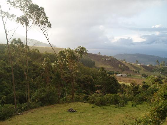Otavalo surroundings