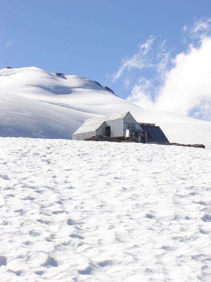 Refugio Otto Meiling - Parque Nacional Nuael Huapi