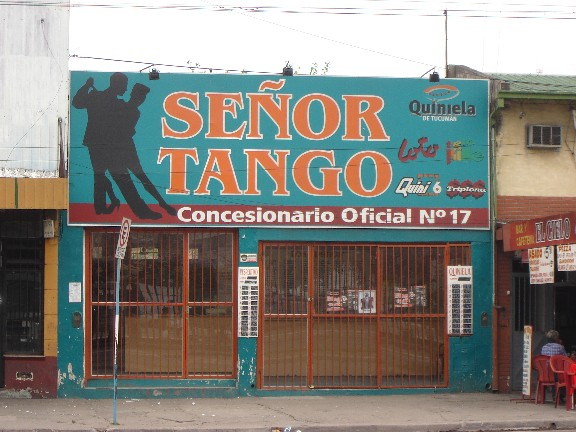 Seor Tango - Tucumn