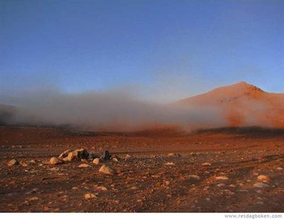Sol de mañana - Salar de Uyuni