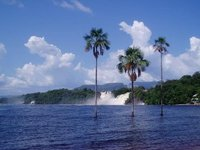 Canaima Lagoon