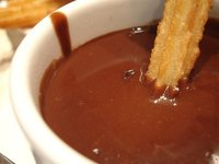 Churros y chocolate - Madrid