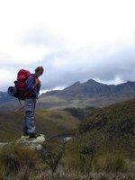 Nice view - Parque Nacional Cajas