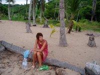Me - Playa Pui Puy