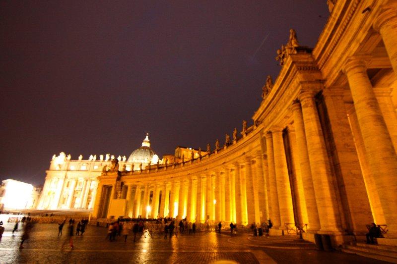 St.Peter's Square, Vatican