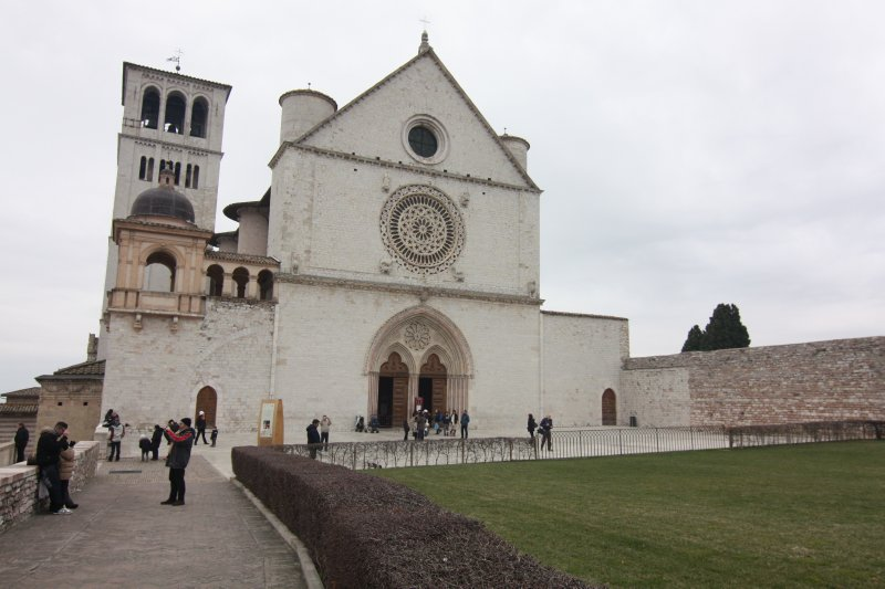 St. Francis of Assisi Basilica