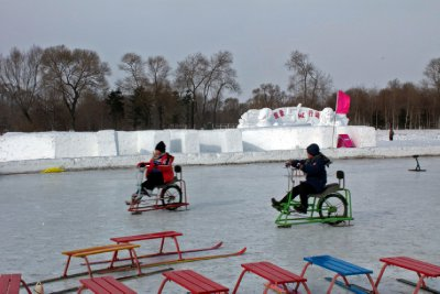 Ice Bike Thingy