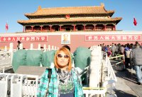 Entry to the Forbidden City