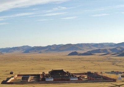 Amarbayarsgalant Monastery