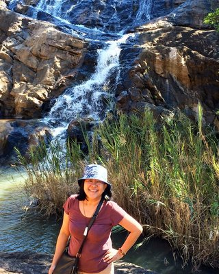 Phophonyane: The waterfalls that cannot be beaten by drought