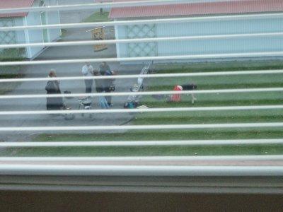 Valborg sous ma fenêtre