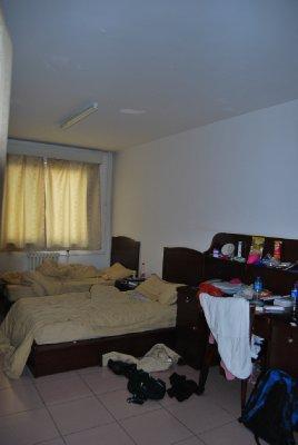 Roomates' room