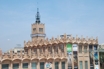 The Spanish architecture