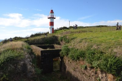 The Lighthouse in Niebla