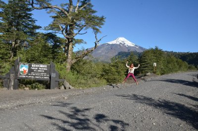 Welcome to Volcan Villarrica!!!
