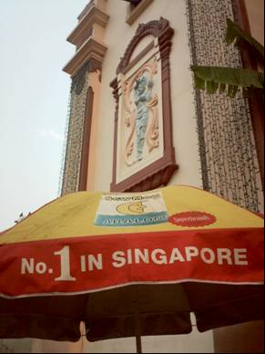 No 1 in Singapore, Chinatown