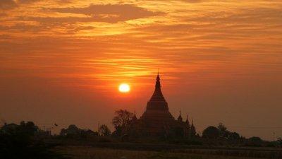 Burma Sunset