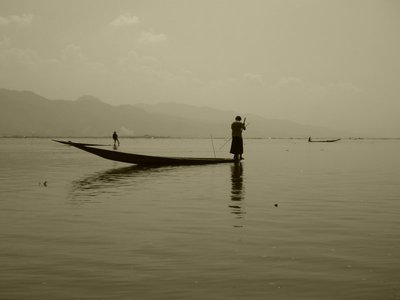 Burma Inle Lake
