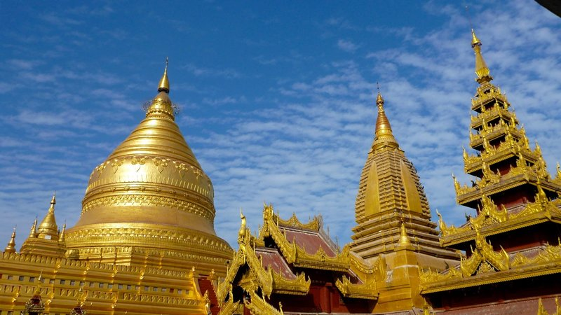 Burma Pagodas