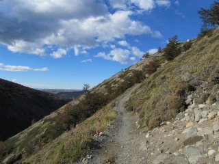 trail to torres mirador
