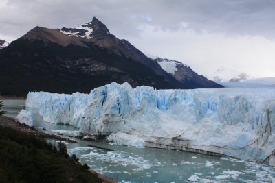 The glacier...well about 0.01% o it!